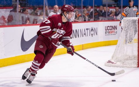UMass focusing on scoring first in upcoming series with New Hampshire