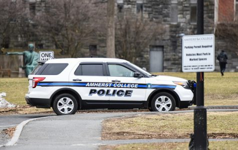 Man dies of apparent suicide near Amherst College
