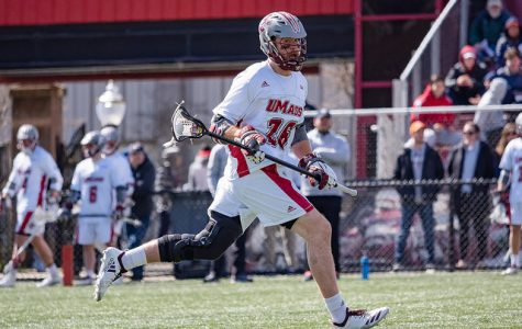 Isaac Paparo is doing it all for No. 20 UMass men's lacrosse