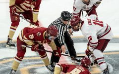 UMass knocked out of Hockey East Tournament by BC
