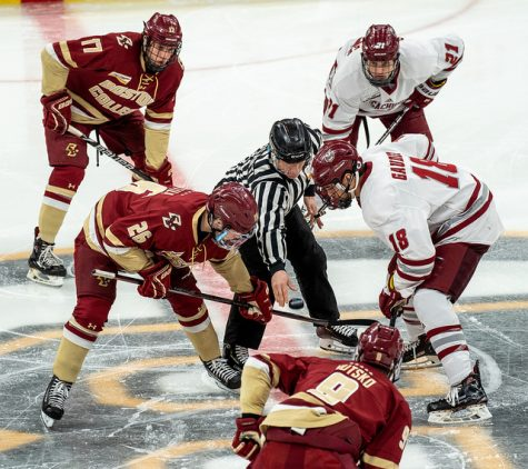 Ames: UMass hockey's ability to win close games an encouraging sign