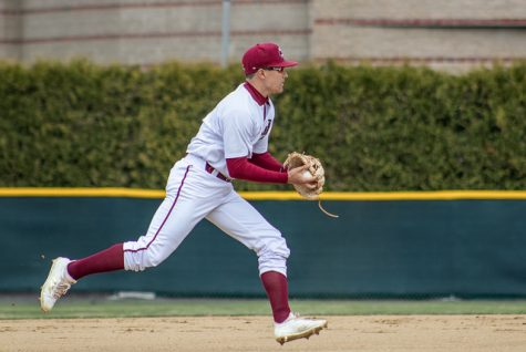 UMass baseball preparing for series with Dayton