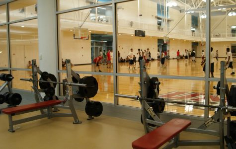 UMass needs a bigger rec center
