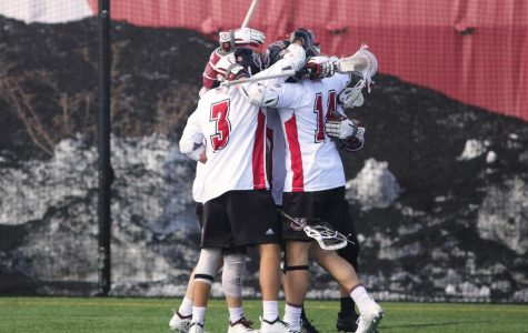 UMass men's lacrosse cruises past Albany Tuesday