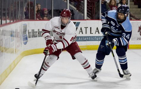Top-seeded UMass hosts New Hampshire in Hockey East quarterfinals