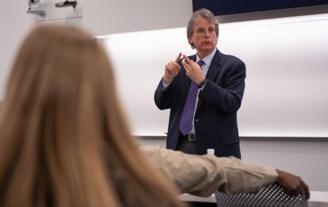 Author, businessman Roger McNamee talks data collection and its negative impacts