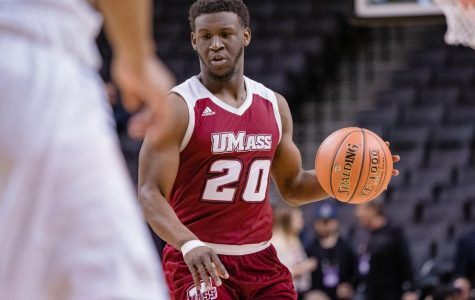 Keon Clergeot's career game isn't enough as UMass is bounced from A-10 Tournament
