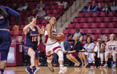 Minutewomen gear up for A-10 women's basketball playoffs