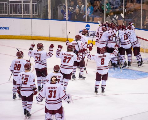 UMass qualifies for its first Frozen Four appearance in program history