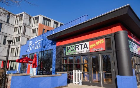 Lawsuit filed against Porta in Amherst by restaurant of the same name