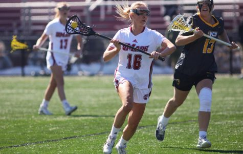 Kiley Anderson's control on the draw helps push UMass women's lacrosse past VCU