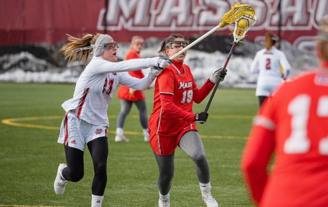 Blistering first half propels UMass women's lacrosse to 18-8 win over Marist