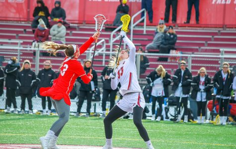 Seniors leading attack for UMass women's lacrosse