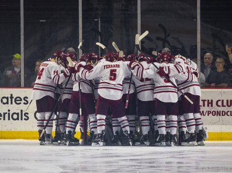 Minutemen face No.1 Ohio State in first road series this season