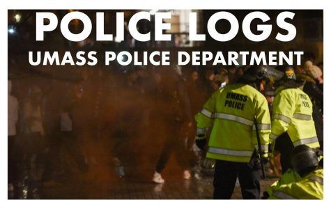 UMPD Logs: Friday, Nov. 1 – Sunday, Nov. 3