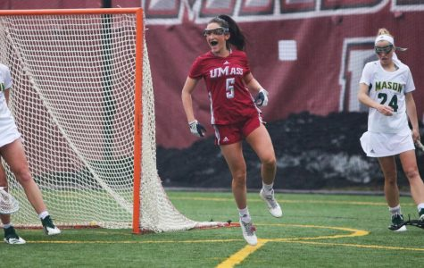 UMass women's lacrosse crushes George Mason, keeps rolling in A-10