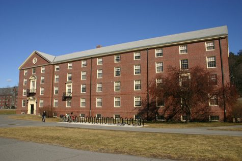 UMass student found dead in McNamara Hall