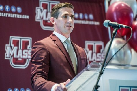 UMass football adds series with USF, Maine to future schedules