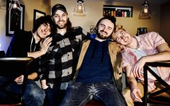 Western Mass indie group Cars Go West talks origins and debut album