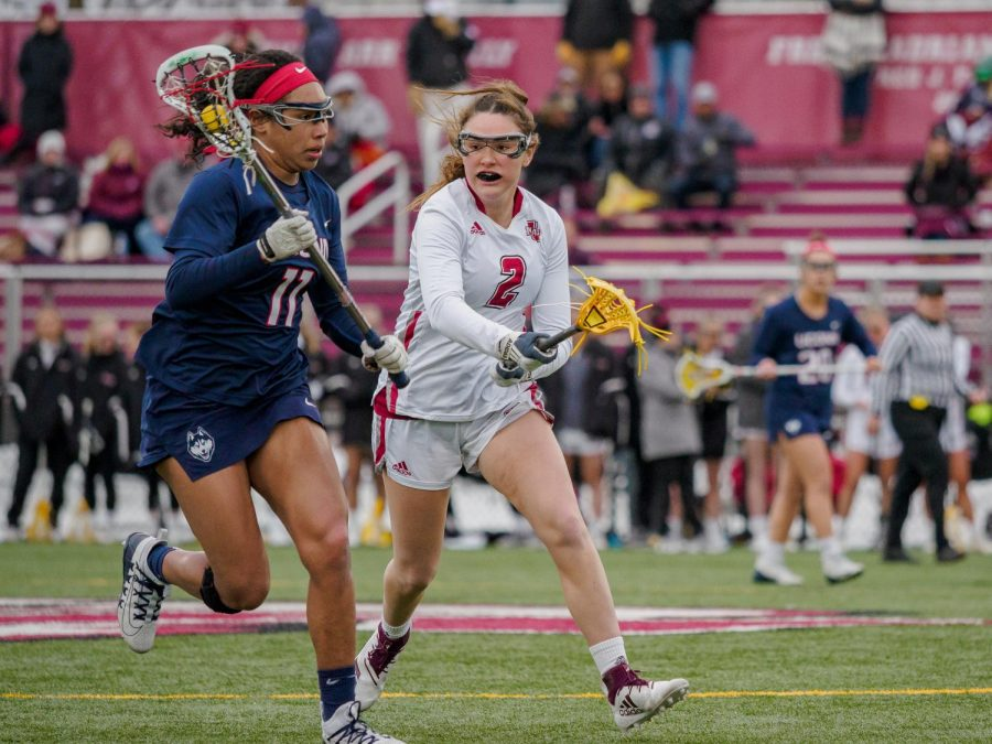 Cerasi and Connaughton dominate in 24-5 win over George Mason