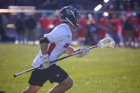 Charlie O'Brien's two-goal third quarter sparks comeback win for men's lacrosse