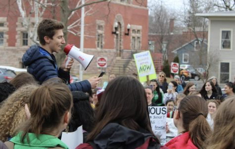 ARHS students join international strike against climate change inaction
