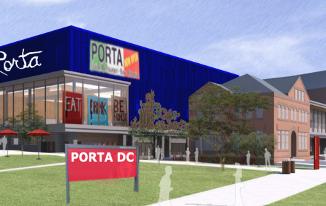 Morning Wood: Porta Dining Commons to open in Northeast Residential Area