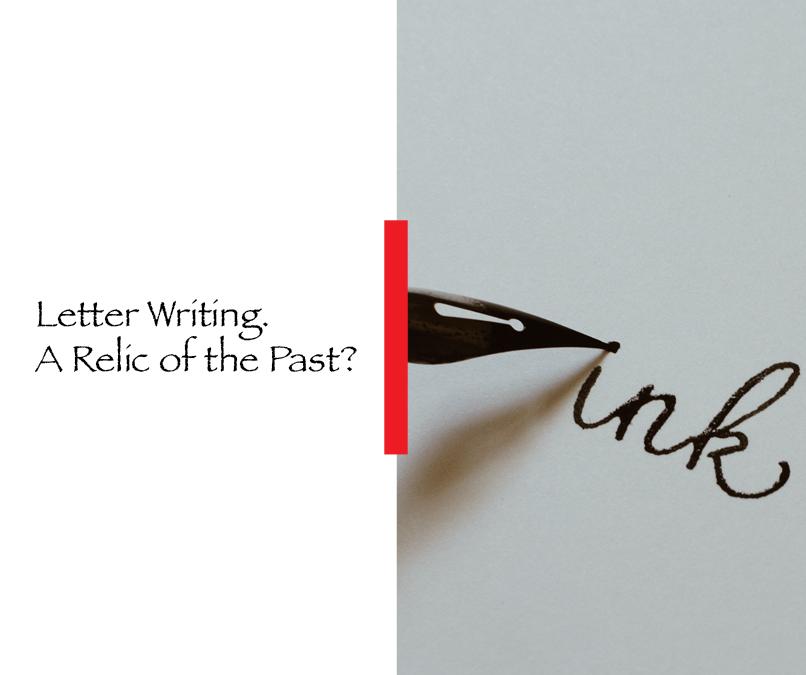 Morning Wood: The epidemic of handwritten letters – Massachusetts