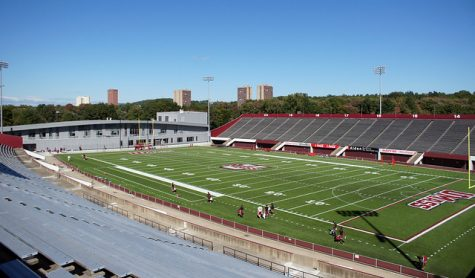 UMass football hosts Western Michigan as favorite in homecoming game