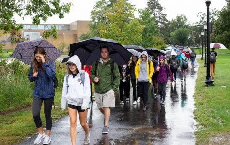 Earth Day: UMass prepares for extreme weather events