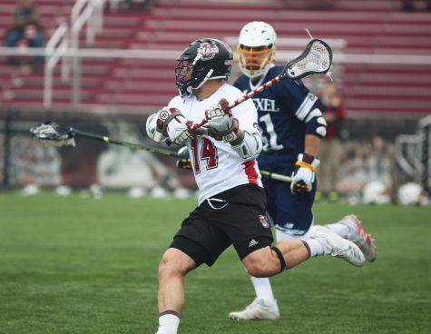 UMass men's lacrosse looks to cut down on turnovers against Towson