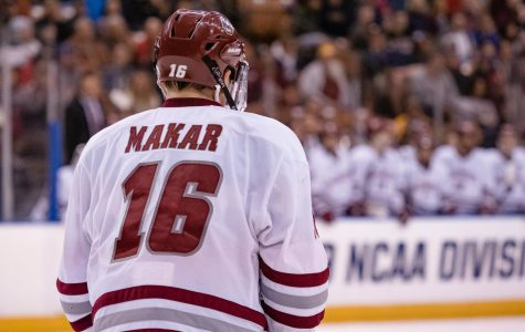 Touri: For everything he did, UMass should retire Cale Makar's No. 16