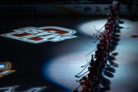 UMass hockey set for trip to Michigan State