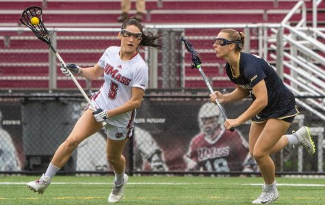 UMass women's lacrosse tops GW, finishes A-10 season unbeaten