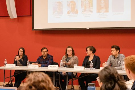 Panel discusses career benefits of study abroad