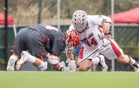 Coach Greg Cannella feels men's lacrosse needs to be 'more locked in,' but unconcerned with playoff seeding