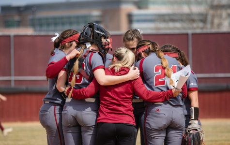 UMass softball struggles in 6-4 loss to Central Connecticut State