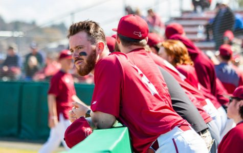Despite late push, UMass baseball falls to UConn 10-7