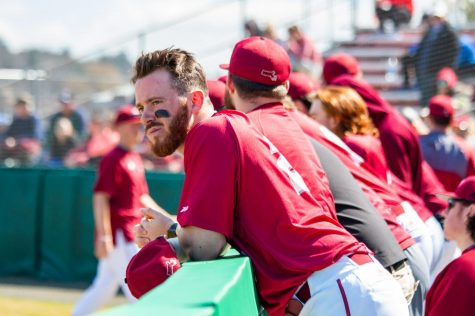 UMass baseball salvages last game of weekend series with Richmond behind strong eighth inning