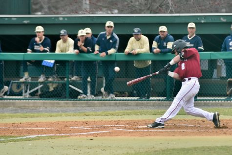 UMass baseball suffers setback in loss to Quinnipiac