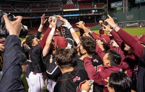 UMass baseball walks off to win Beanpot