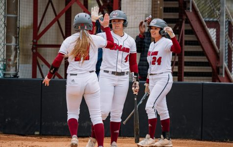 UMass softball splits Senior Day doubleheader with rival Fordham