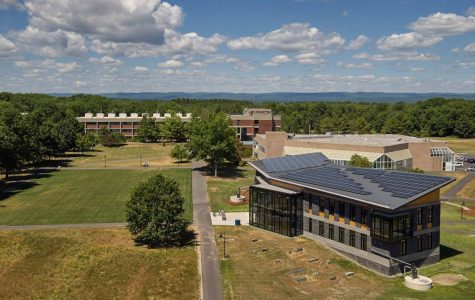 Hampshire College president resigns