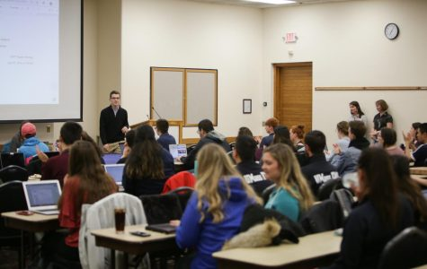 SGA discusses funding rules, makes changes to bylaws