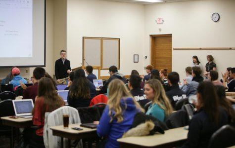 La SGA formalmente recomienda incrementar la Cuota de Actividades Estudiantiles