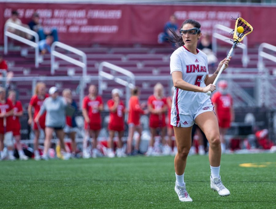 UMass women's lacrosse looks to finish off regular season with perfect conference record