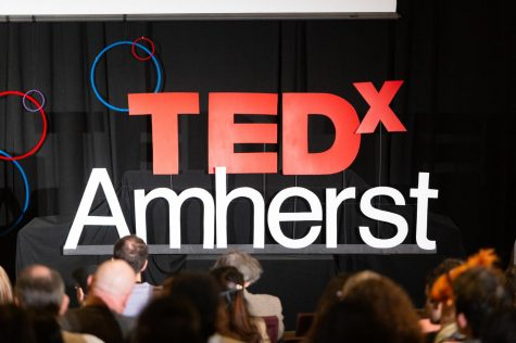 Community speakers present ideas at TEDx Amherst