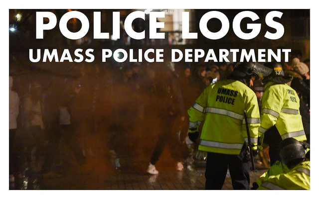 UMPD Logs: Friday, March 29 - Sunday, March 31