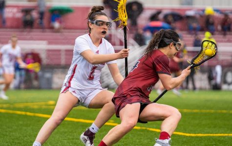 Amy Moreau emerging on defense for UMass women's lacrosse