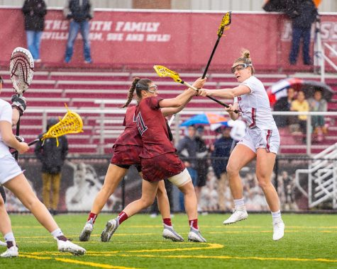 Minutewomen players return home this weekend against Stony Brook